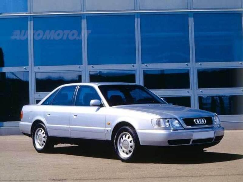 Audi A6 2.8i V6 30V cat