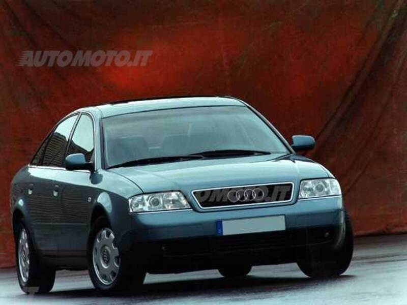 Audi A6 1.9 TDI cat Ambition