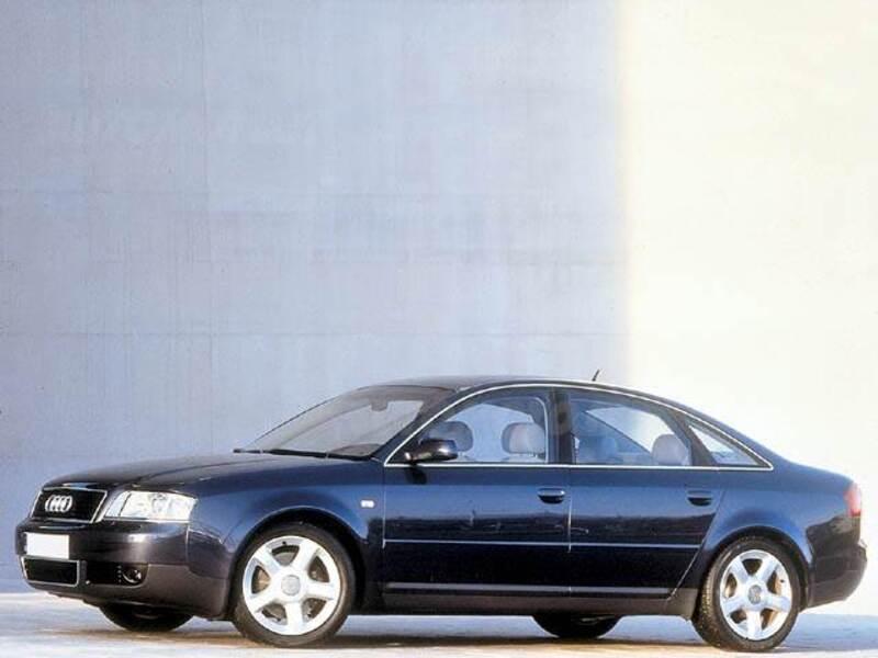 Audi A6 2.5 V6 TDI cat