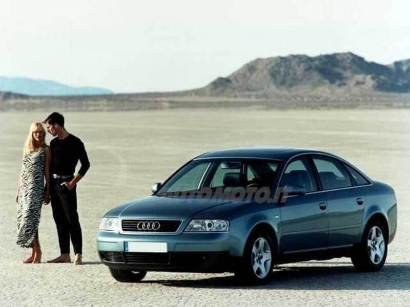 Audi A6 2.5 V6 TDI cat quattro Advance