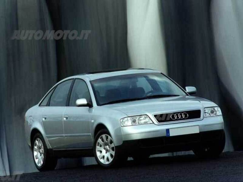 Audi A6 2.7 V6 turbo cat quattro Advance
