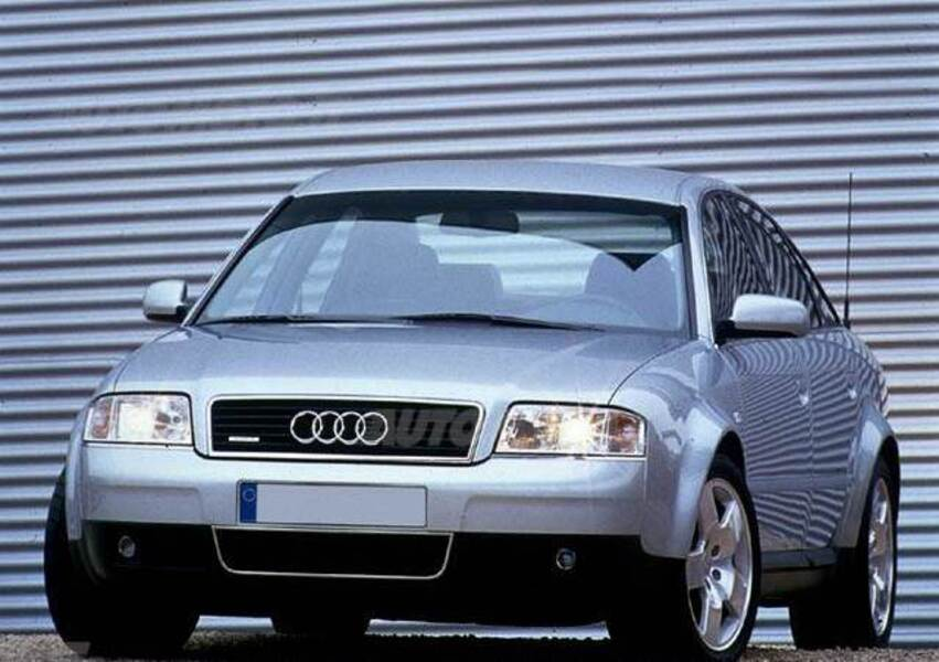 Audi A6 2.7 V6 turbo cat quattro Ambition
