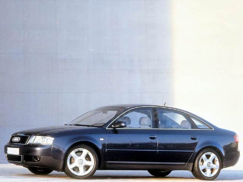 Audi A6 2.7 V6 turbo cat quattro