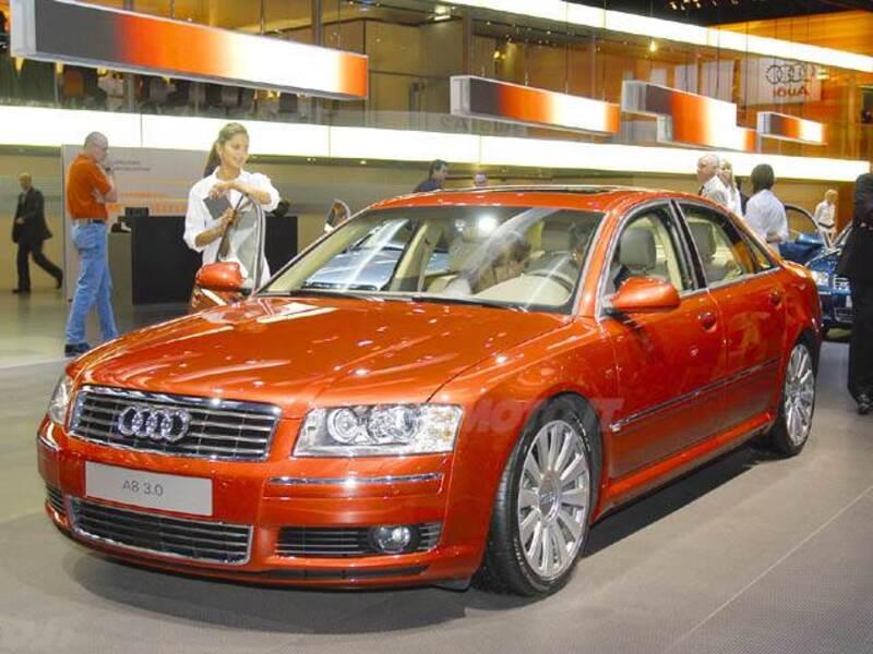 Audi A8 3.0 V6 multitronic