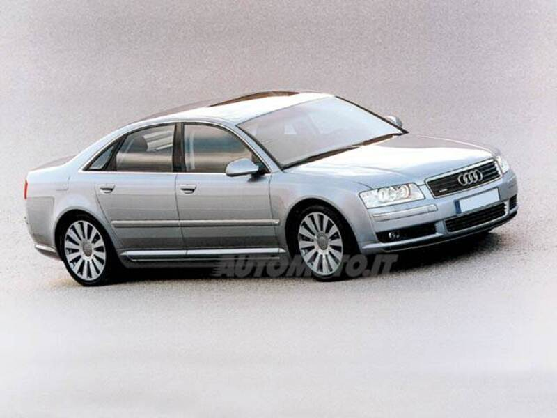 Audi A8 4.0 V8 TDI quattro tiptronic