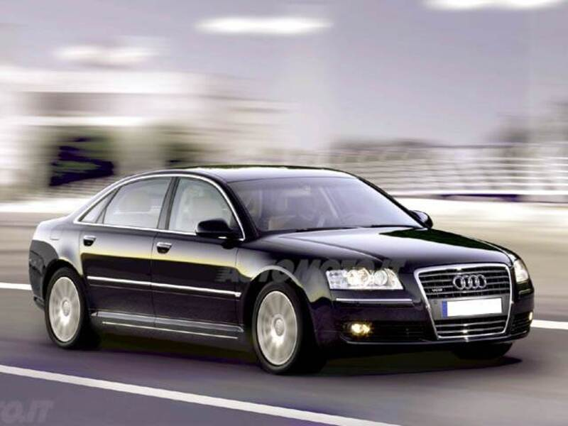 Audi A8 L 4.0 V8 TDI quattro tiptronic