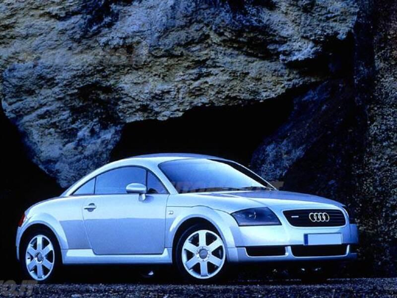 Audi TT Coupé 1.8 T 20V 225 CV cat quattro