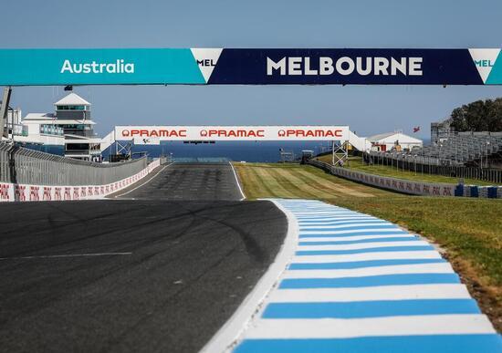 MotoGP Live. La cronaca in diretta del GP d'Australia 2017 a Phillip Island
