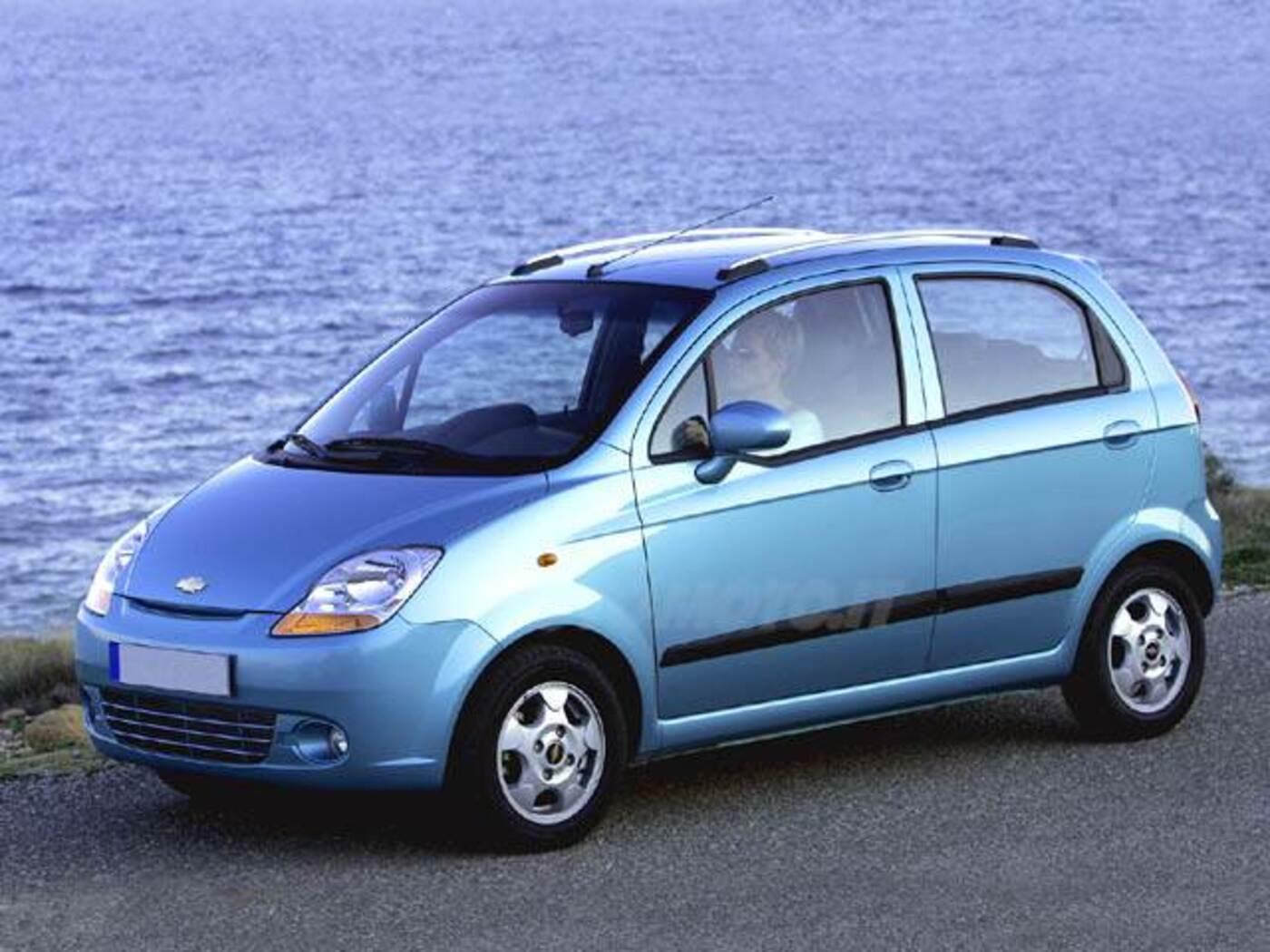 Chevrolet Matiz 800 S Planet 10 2005 03 2007 Prezzo E Scheda