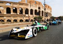 Rome E-Prix: la Capitale si scopre green