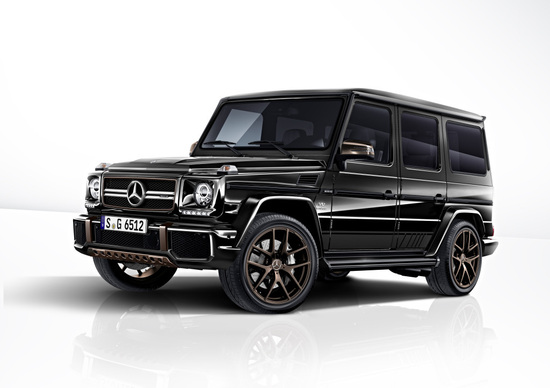 mercedes classe g 65 amg final edition atto finale news. Black Bedroom Furniture Sets. Home Design Ideas