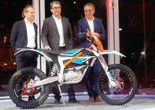 Stefan Pierer (CEO KTM): non solo MotoGP, presto uno scooter KTM