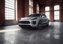 Porsche Macan Turbo Exclusive Performance Edition, il top