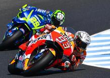 MotoGP 2017. Marquez il più veloce nelle qualifiche a Phillip Island