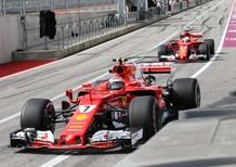 F1, GP USA 2017: Ferrari, finale di stagione strano