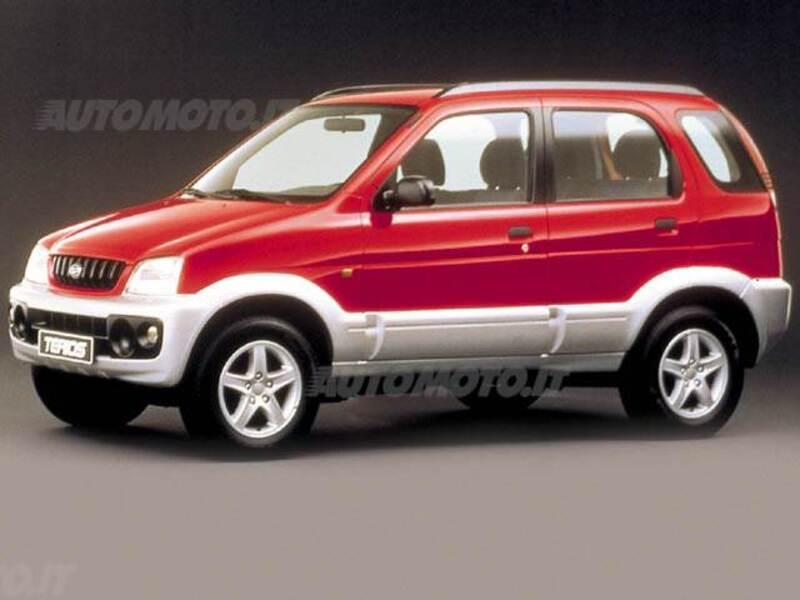 Daihatsu Terios 1.3i 16V cat 2WD DB