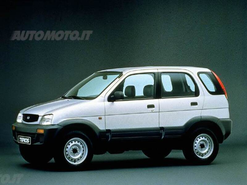 Daihatsu Terios 1.3i 16V cat 4WD DX