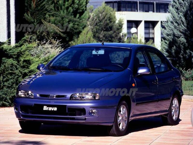 Fiat Brava 100 16V cat HSX