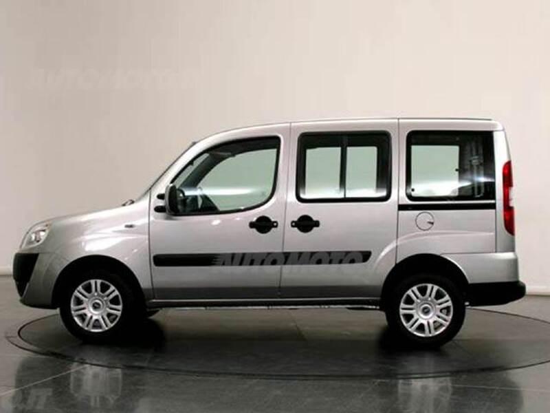 Fiat Doblo 1 3 Multijet 16v Dynamic 09 2005 12 2010 Prezzo E
