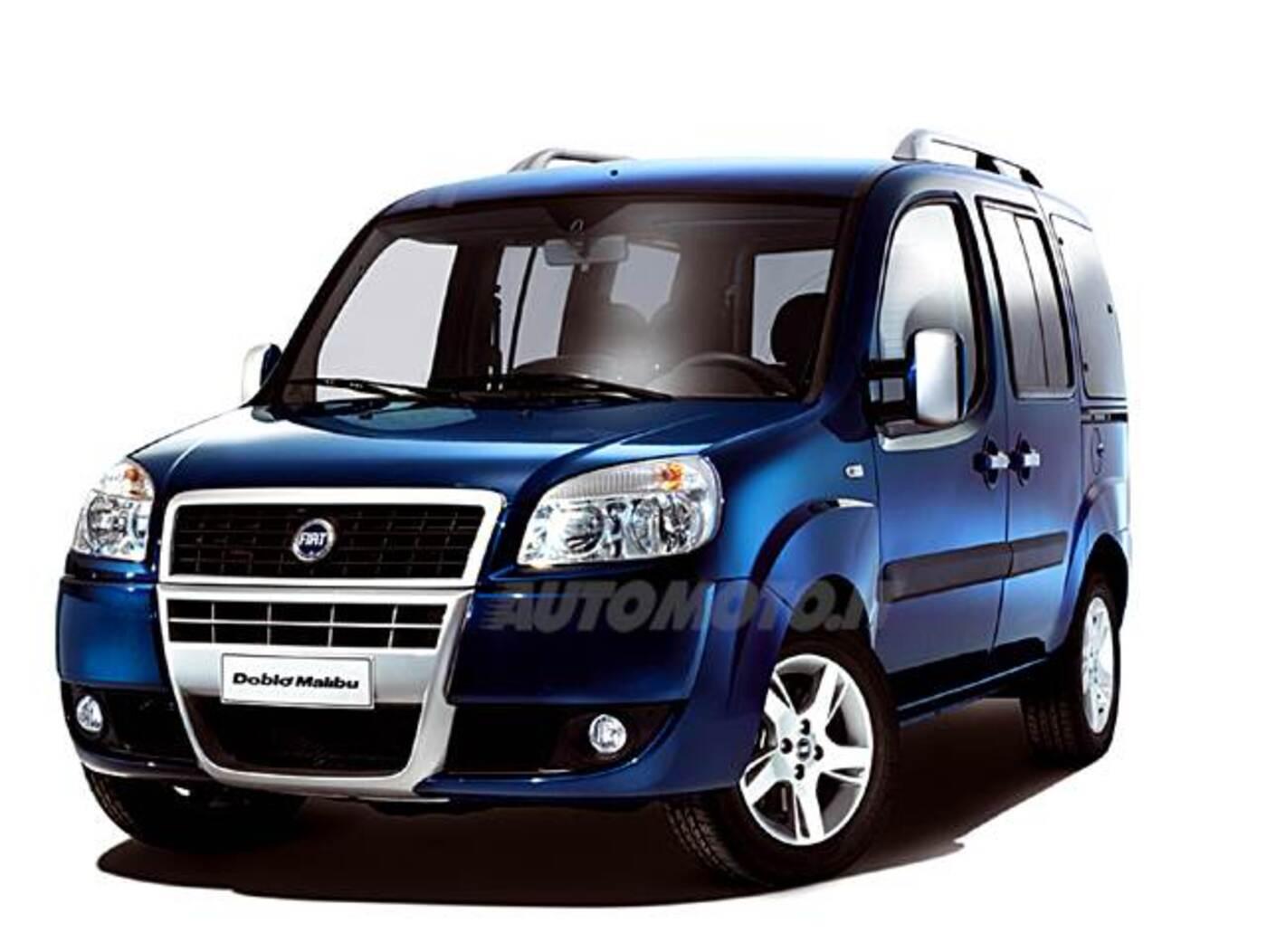 FIAT DOBLO DOBLO CARGO dal 2005 al 2009 Paraurti anteriore completo