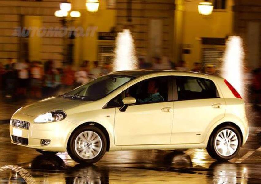 Fiat Grande Punto 1.4 Starjet 16V 5 porte Emotion