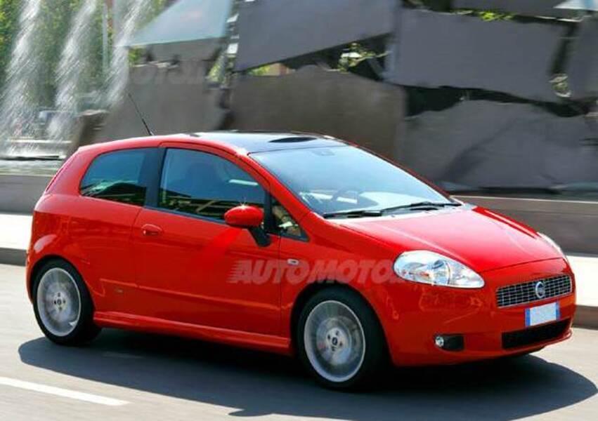 Fiat Grande Punto 1.6 MJT DPF 3 porte Sport