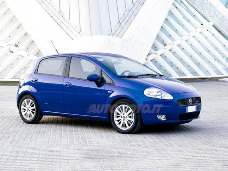 Fiat Grande Punto 1.6 MJT DPF 5 porte Sport
