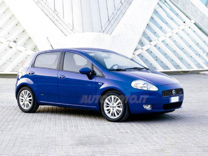 Fiat Grande Punto 1.9 MJT 130 CV 5 porte Sport