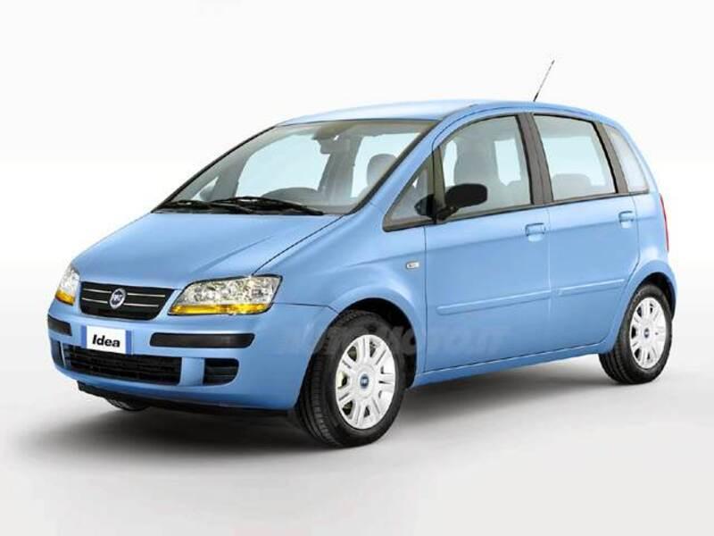 Fiat idea 1 3 multijet 16v 10 2005 02 2007 prezzo e for Fiat idea 1 6 16v ficha tecnica
