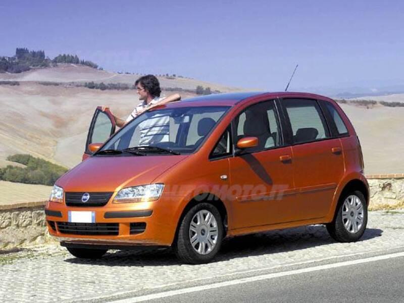 Fiat idea 1 3 multijet 16v emotion 10 2003 10 2004 for Fiat idea 1 6 16v ficha tecnica