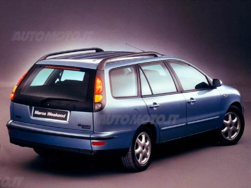 4e0fcac7eeb Fiat Marea Station Wagon 105 JTD cat Weekend ELX (02 1999 - 10 2000 ...