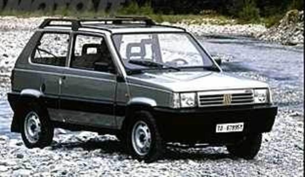 Fiat Panda 1000 4x4 CLX
