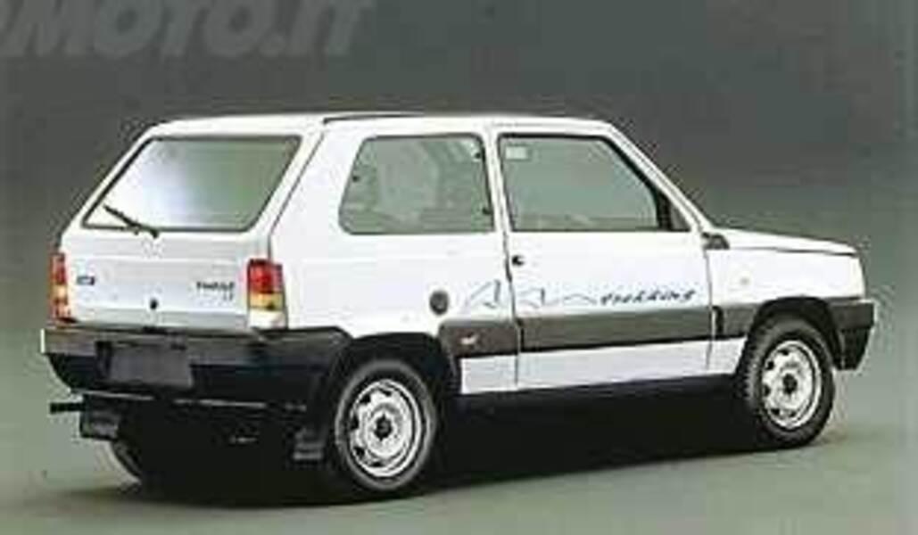 Fiat Panda 1000 i.e. cat 4x4 Trekking