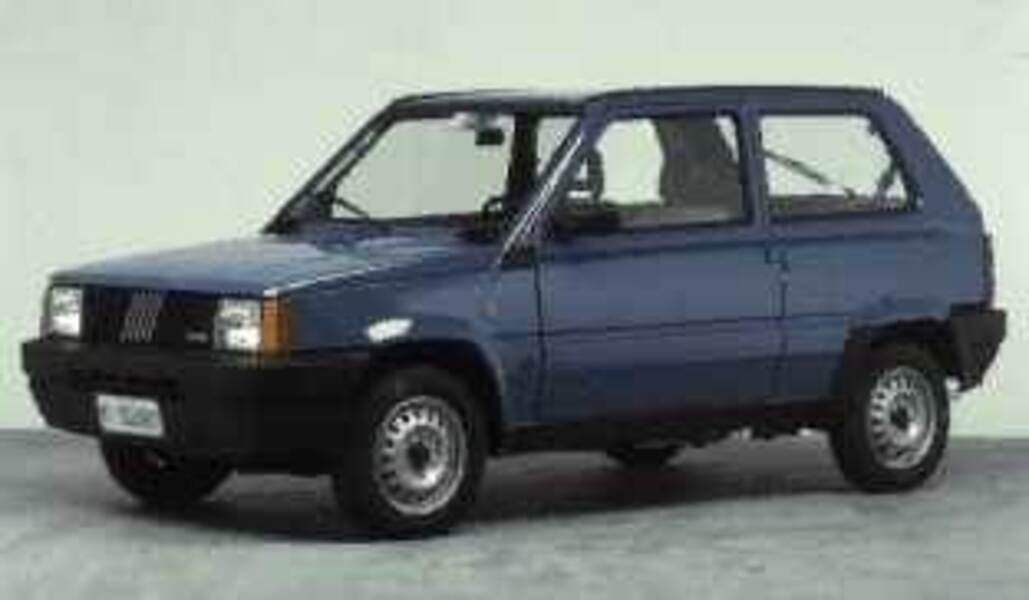 Fiat Panda 1000 Top Ten