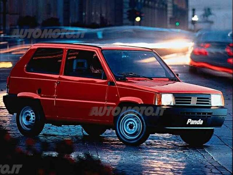 Fiat Panda 900 i.e. cat