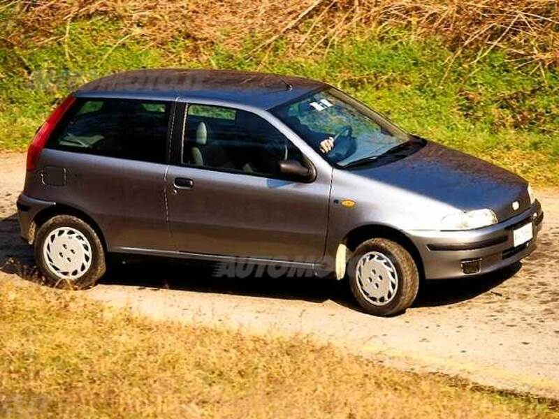 Fiat Punto 55 cat 3 porte 6 Speed