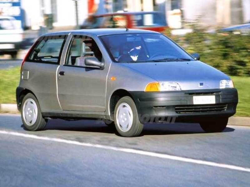 Fiat Punto 55 cat 3 porte S