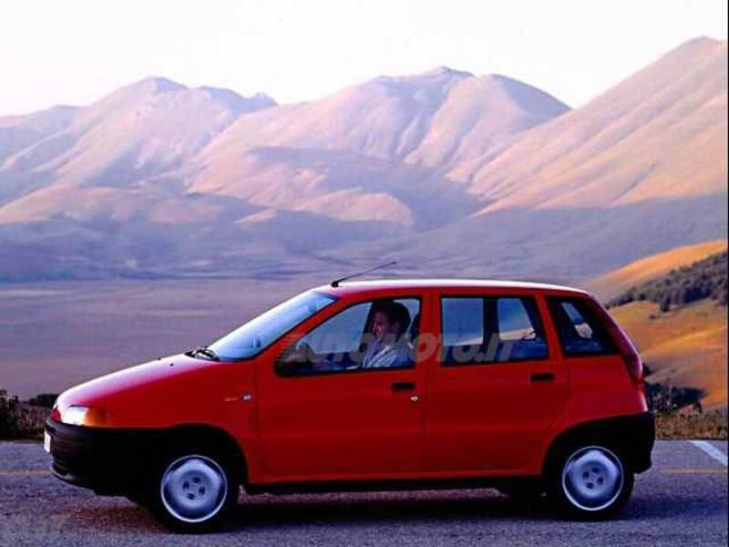 Fiat Punto 60 cat 5 porte Selecta