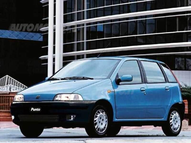 Fiat Punto 60 cat 5 porte SX
