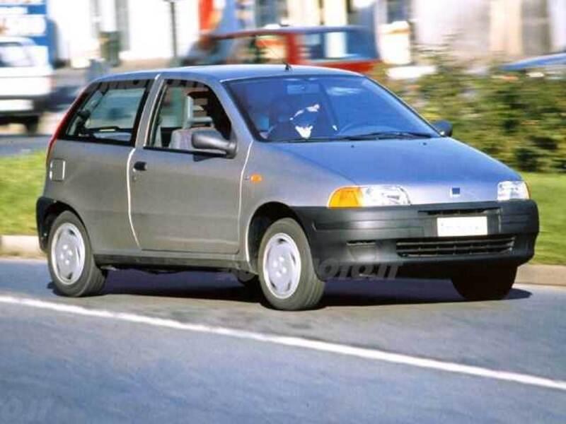 Fiat Punto 75 cat 3 porte S
