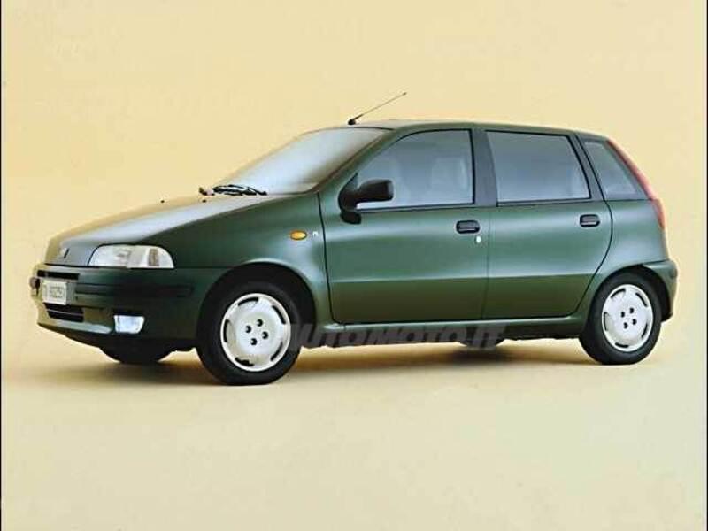 Fiat Punto 75 cat 5 porte ELX