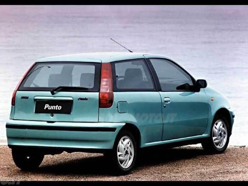 Fiat Punto 85 16V cat 3 porte ELX