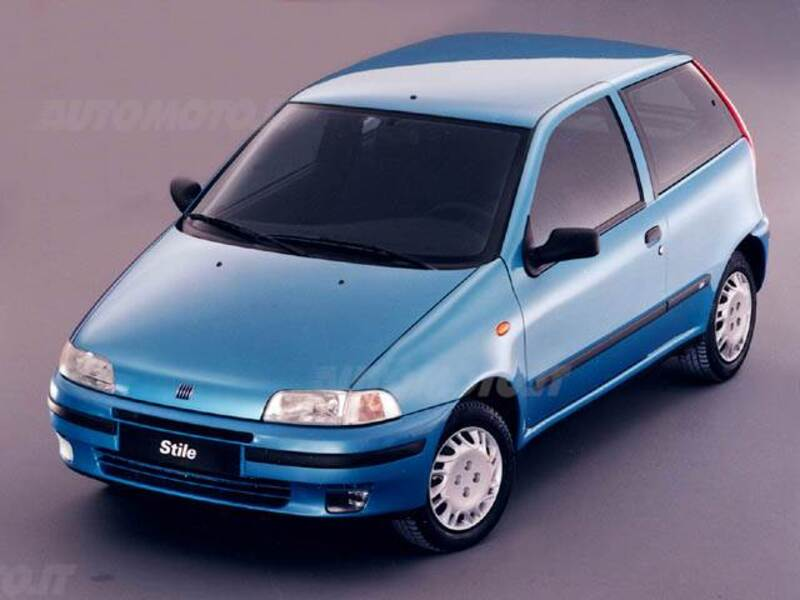 Fiat Punto 85 16V cat 3 porte Stile