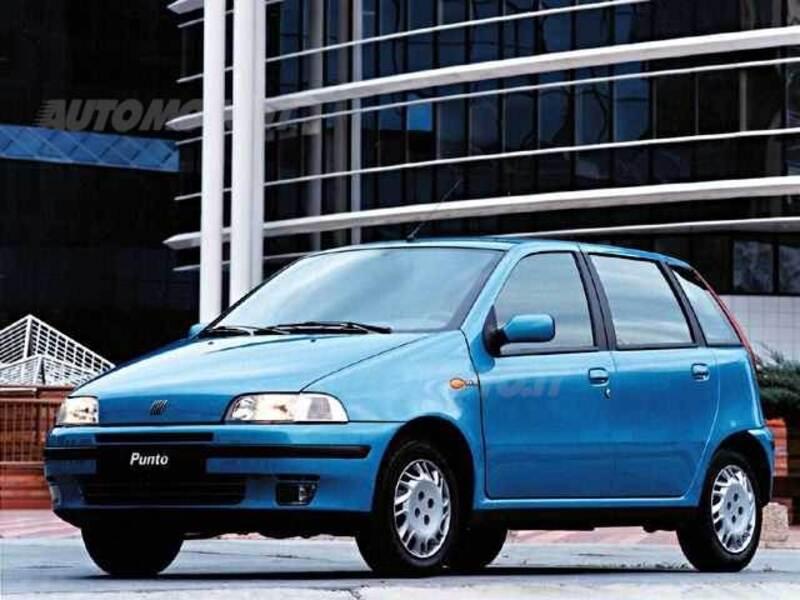 Fiat Punto 85 16V cat 5 porte ELX