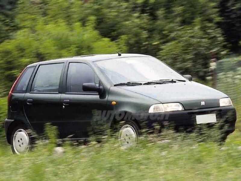 Fiat Punto 90 cat 5 porte SX