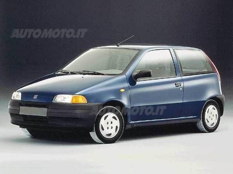 Fiat Punto turbodiesel 3 porte S