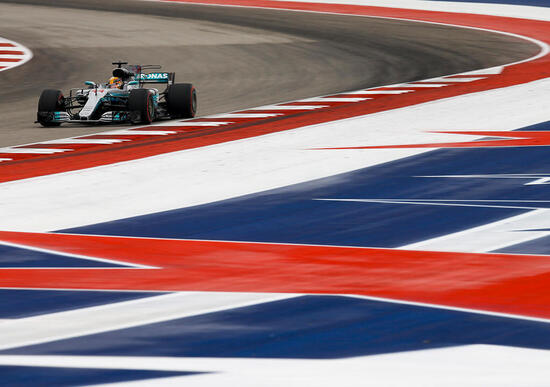 F1, GP USA 2017: vince Hamilton, secondo Vettel. Mercedes campione del mondo costruttori