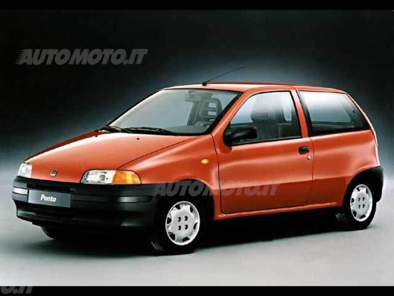 Fiat Punto TD 60 cat 3 porte S