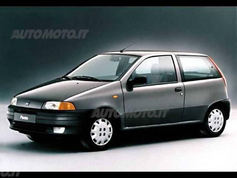 Fiat Punto TD 60 cat 3 porte SX