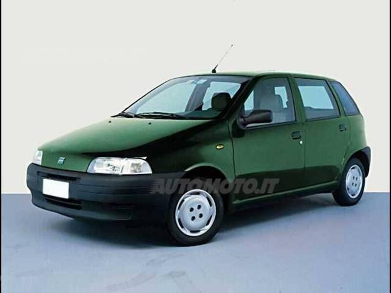 Fiat Punto TD 60 cat 5 porte SX